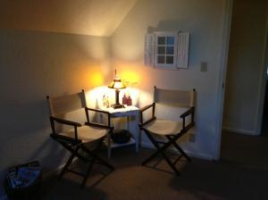 Corner in Guest Sitting Rm.